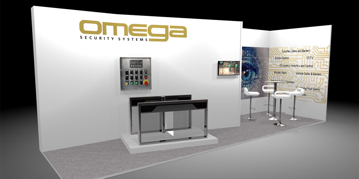Omega Security Clean Stand Design