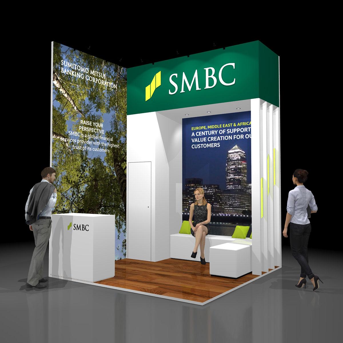 SMBC Stand Concept