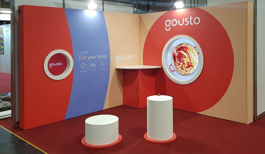 Gousto Custom Shell Scheme Design