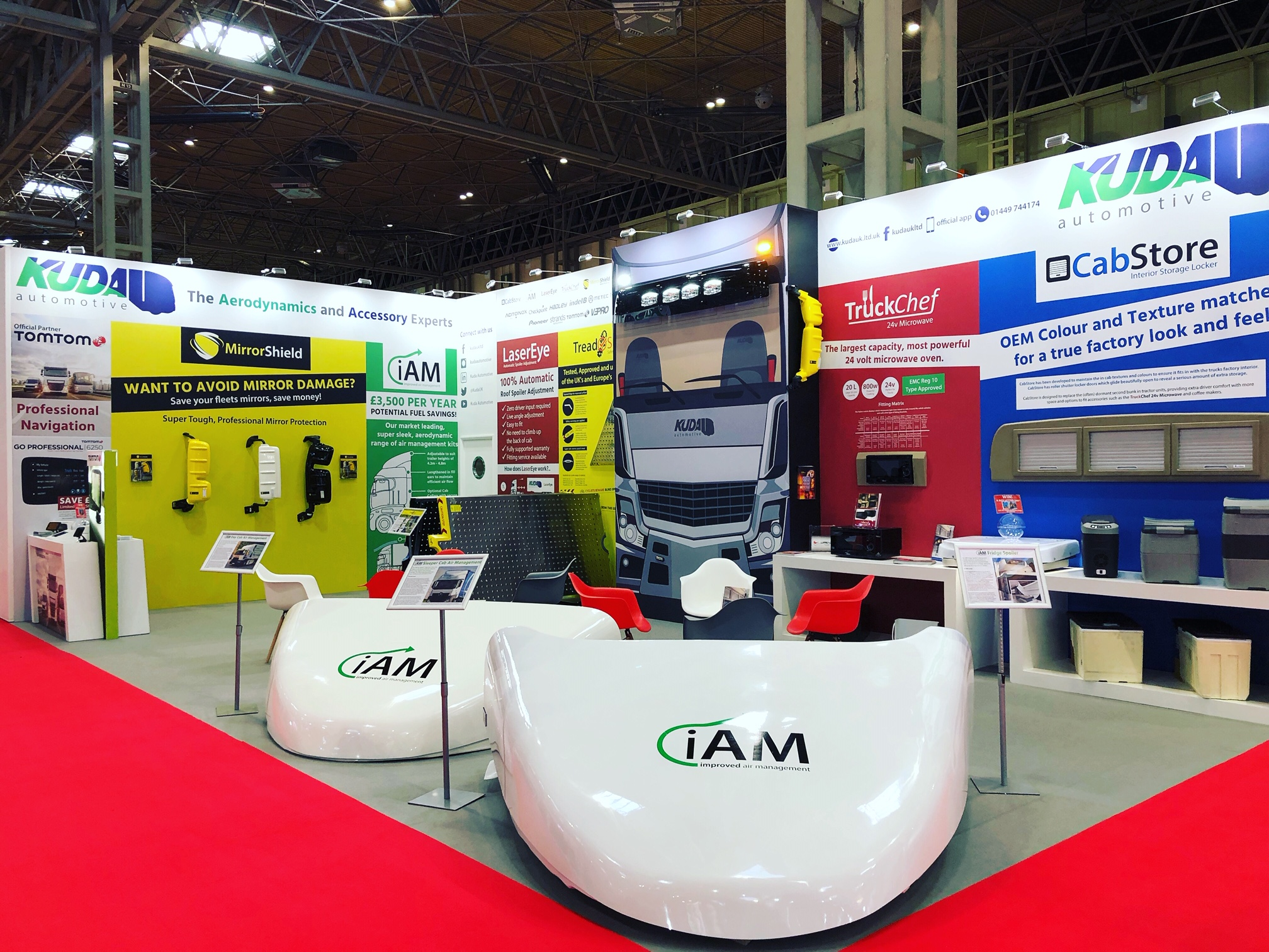 Kuda Exhibition Stand Design case study