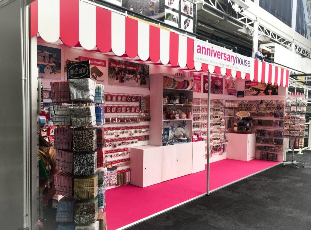 Trade Show Exhibition Stand Design – PEM Exhibition Services