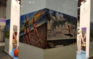Bespoke Exhibition Stand for Dansez – PEM Exhibition Services