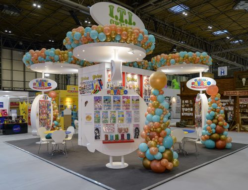 ITI at the International Spring Fair, Birmingham – Case Study